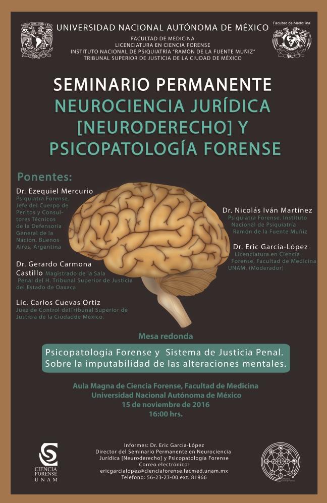 cartel neurociencia