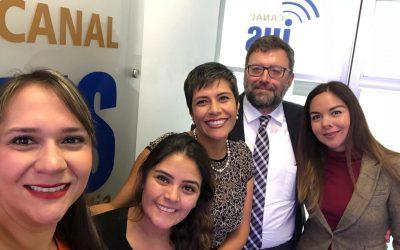 """Mundo Forense; tema: """" El papel del Juez y la Protección a los Derechos Humanos."""", invitado: Dr. Francisco Javier Ezquiaga Ganuzas."""