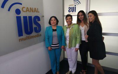 """Mundo Forense, invitada:  Mtra. María Ofelia López Aquino, tema: """"Centro de Justicia para las Mujeres de la Ciudad de México"""""""