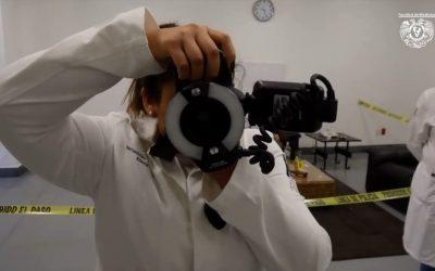 Video: Ciencia Forense de la UNAM
