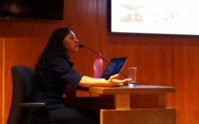 ¡Felicidades! Para Tabbata Yazareth Ramírez González por obtener el título de Licenciada en Ciencia Forense.