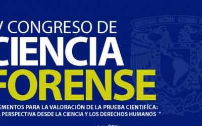 Videos del IV Congreso de Ciencia Forense