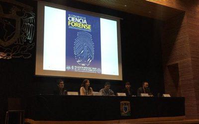 Galería de imágenes del IV Congreso de Ciencia Forense