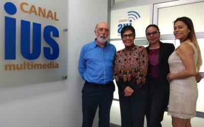 """Mundo Forense, invitado: Dr. Francisco Etxeberria Gabilondo, tema: """"Experiencias en antropología forense"""""""