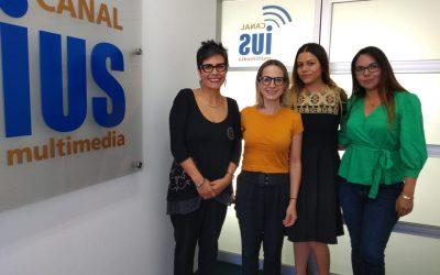 "Mundo Forense, invitada: Dra. Ana Pamela Romero Guerra, tema: ""Ciencia Forense y Género"""