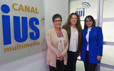 Mundo Forense, invitada: Mtra. Ana J. Alegre Mondragón, tema: Geointeligencia para la seguridad ciudadana