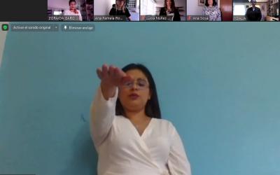 """!Felicidades a Idanny Ninnel Navarro Osorio!, por obtener el título de licenciada en Ciencia Forense y la mención honorífica con la tesis: """"La investigación forense del feminicidio en México. Un caso paradigmático: Mariana Lima Buendía"""".🎉⚖️➕⚗️"""